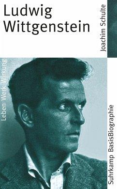 Ludwig Wittgenstein - Schulte, Joachim