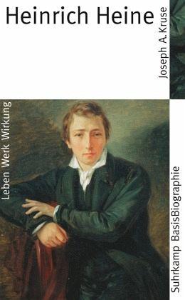 heinrich heine von joseph a kruse als taschenbuch portofrei bei bcherde - Heinrich Heine Lebenslauf