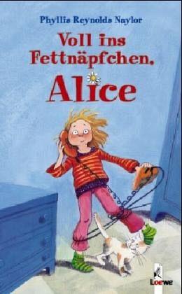 Voll ins Fettnäpfchen, Alice / Alice Bd.2