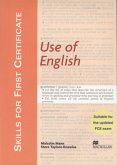 Skills For First Certificate Use of English. Student's Book