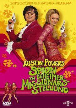 Austin Powers, Spion in geheimer Missionarsstellung, DVD