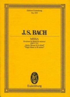 Hohe Messe in h-Moll - Bach, Johann Sebastian