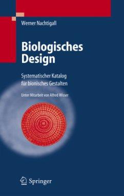 Biologisches Design - Nachtigall, Werner