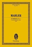 """Sinfonie Nr. 1 D-Dur (""""Der Titan""""), Partitur"""