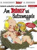 Am Asterix sei Butzawaggele; Der Sohn des Asterix / Asterix Bd.27 (schwäbische Ausgabe)