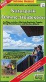 Doktor Barthel Karte Naturpark Dahme-Heideseen