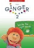 Ginger 2. My Second Writing Book. Schreibheft. Mit Lösungsheft