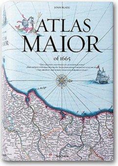 Atlas Maior of 1665 - Blaeu, Joan