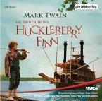 Die Abenteuer des Huckleberry Finn, Audio-CD