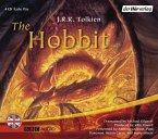 The Hobbit, 4 Audio-CDs
