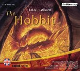 The Hobbit, 4 Audio-CDs