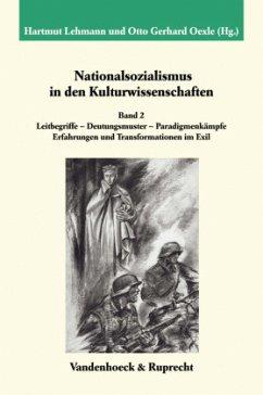 Nationalsozialismus in den Kulturwissenschaften
