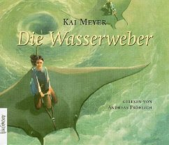 Die Wasserweber, 6 Audio-CDs - Meyer, Kai