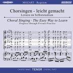 Requiem, KV 626, Chorstimme Tenor, 1 Audio-CD