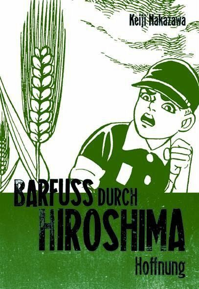 Buch-Reihe Barfuß durch Hiroshima