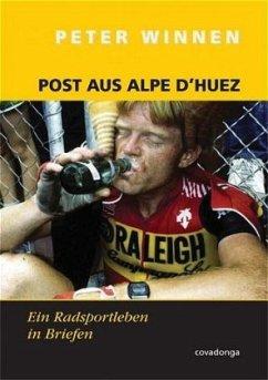 Post aus Alpe d'Huez - Winnen, Peter
