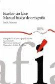 Manual básico de ortografía
