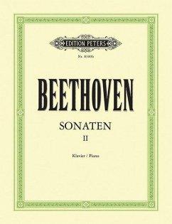 Klaviersonaten Nr.16-32 (op.31, 49, 53, 54, 57, 78, 79, 81, 90, 101, 106, 109-111) - Beethoven, Ludwig van