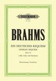 Ein Deutsches Requiem op.45, Klavierauszug