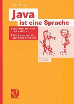 Java ist eine Sprache - Grude, Ulrich