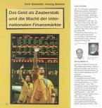 Das Geld als Zauberstab und die Macht der internationalen Finanzmärkte