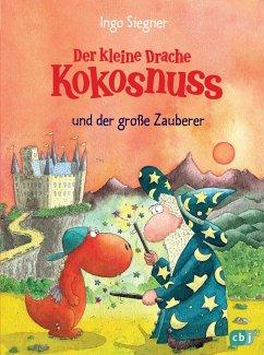 Der kleine Drache Kokosnuss und der große Zauberer / Die Abenteuer des kleinen Drachen Kokosnuss Bd.3 - Siegner, Ingo