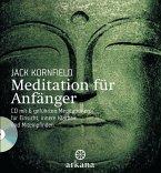 Meditation für Anfänger (m. Audio-CD)