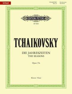 Jahreszeiten op.37a, Klavier