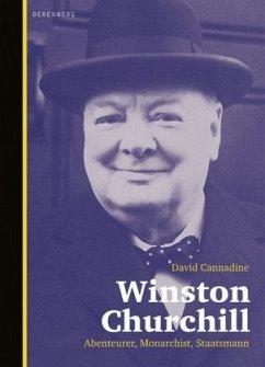 Winston Churchill - Cannadine, David