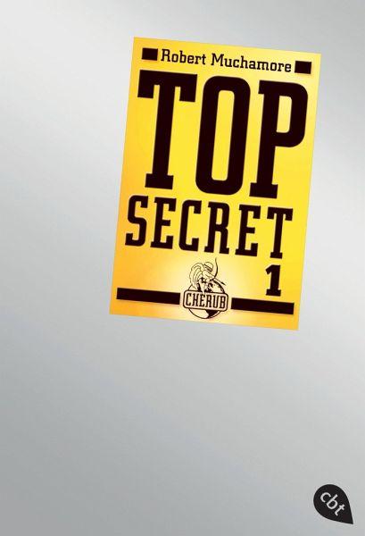 Buch-Reihe Top Secret von Robert Muchamore