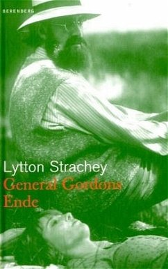 General Gordons Ende - Strachey, Lytton