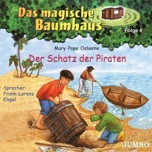 Der Schatz der Piraten / Das magische Baumhaus Bd.4 - Diverse