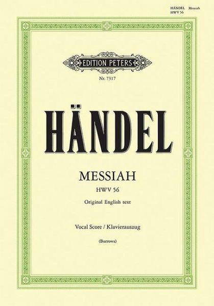 händel messias text englisch