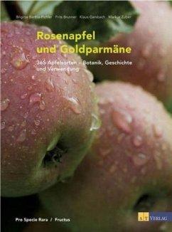 Rosenapfel und Goldparmäne