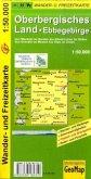 GeoMap Karte Oberbergisches Land, Ebbegebirge