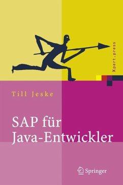 SAP für Java-Entwickler - Jeske, Till