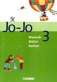 Jo-Jo Mensch - Natur - Kultur - Grundschule Baden-Württemberg. Band 3 - Schülerbuch