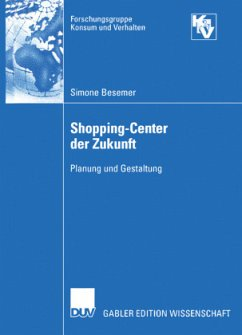 Shopping-Center der Zukunft - Besemer, Simone
