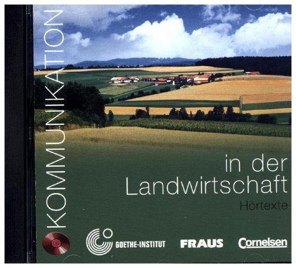 kommunikation in der landwirtschaft 1 audio cd. Black Bedroom Furniture Sets. Home Design Ideas
