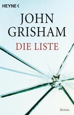 Die Liste - Grisham, John