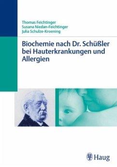 Biochemie nach Dr. Schüßler bei Hauterkrankunge...