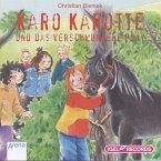 Karo Karotte und das verschwundene Pony, 1 Audio-CD