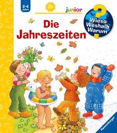 Die Jahreszeiten / Wieso? Weshalb? Warum? Junior Bd.10 - Droop, Constanza