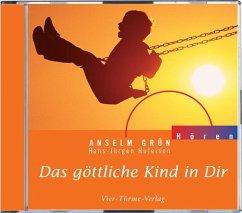 Das göttliche Kind in Dir, 1 Audio-CD - Grün, Anselm