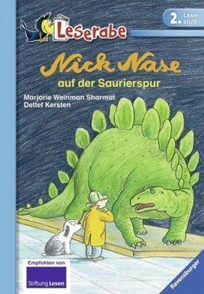 Nick nase auf der saurierspur leserabe von marjorie