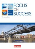 Focus on Success. The New Edition. Erweiterte Ausgabe. Schülerbuch