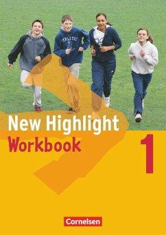 New Highlight 1. Workbook - Parr, Robert