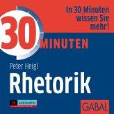30 Minuten Rhetorik, Audio-CD