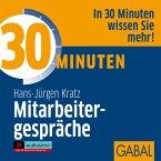 30 Minuten Mitarbeitergespräche, Audio-CD