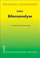 Bilanzanalyse - Gräfer, Horst